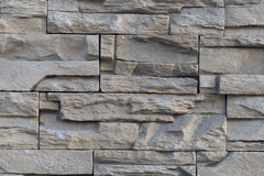 Sandstone tile background. Wall decoration with natural sandstone Royalty Free Stock Photo