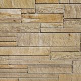 Sandstone Wall Royalty Free Stock Image