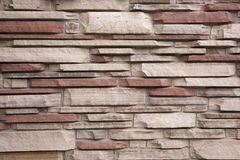 Sandstone wall background Stock Photo