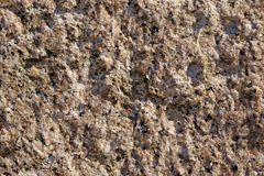 Sandstone wall. Background of the sandstone wall Stock Image