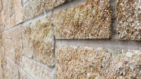 Sandstone wall background Royalty Free Stock Photo