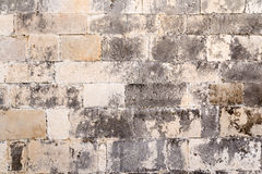 Sandstone wall background Royalty Free Stock Photos