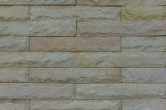 Sandstone wall Royalty Free Stock Photography