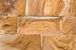 Sandstone wall Stock Photos
