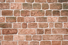 Sandstone Wall Stock Photography