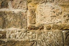 Sandstone Wall Stock Photos