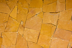 Sandstone wall texture background Stock Photos