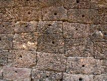Sandstone walls Stock Photo