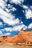 Sandstone Walls Stock Photography
