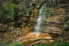 Sandstone waterfall Stock Photos