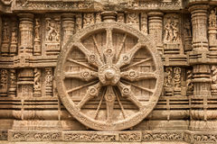 Sandstone Wheel Royalty Free Stock Image