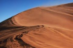 Sandstorm Stock Photography