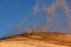 Sandstorm Royalty Free Stock Photo