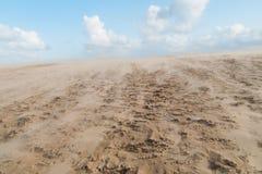 Sandstorm in Denmark Stock Photos