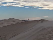 Sandstorm Stock Image