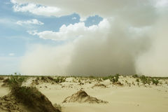 Sandstorms Stock Image