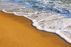 Sandstrand Lizenzfreie Stockbilder