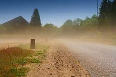 Sandsturm stockfoto