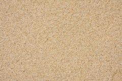 Sandtexturbakgrund Fotografering för Bildbyråer