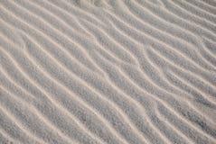 Sandtexturfoto Arkivbilder