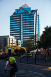 Sandton. CBD in Johannesburg South Africa is a fast growing financial centre not far from the main city of johannesburg, South Africa stock photography