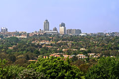 Sandton city Stock Photo