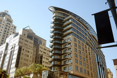 Sandton, johannesburg Royalty Free Stock Images
