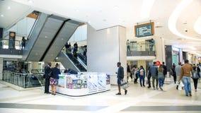 Sandton miasta centrum handlowego wnętrze zdjęcie stock