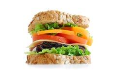 Sanduíche Foto de Stock