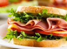 Sanduíche Foto de Stock Royalty Free