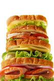 Sanduíche. Fotografia de Stock