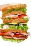 Sanduíche. Imagens de Stock