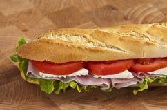 Sanduíche Fotografia de Stock