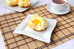 Sanduíche com ovo imagem de stock royalty free