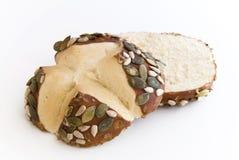 Sanduíche da semente Fotos de Stock Royalty Free