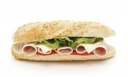 Sanduíche delicioso Imagens de Stock Royalty Free