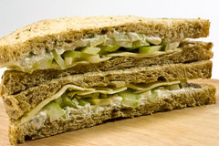 Sanduíche fresco Fotos de Stock