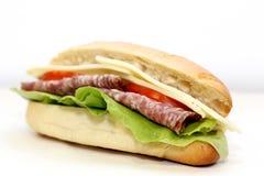 Sanduíche italiano Foto de Stock