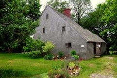 Sanduíche, miliampère: Casa 1675 de Hoxie Fotos de Stock Royalty Free