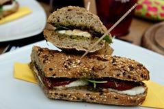 sanduíches Foto de Stock