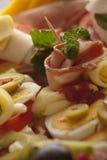 Sanduíches deliciosos frescos Fotografia de Stock