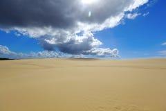 Sandune, Australië Stock Foto