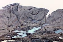 Sandur (冰河河滩),南冰岛 库存照片