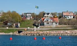sandvikby Royaltyfri Fotografi