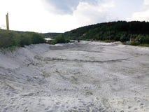 Sandvillebråd Arkivfoto