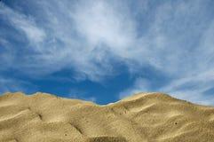 Sandwüste Stockfotos