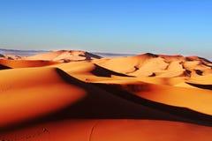 Sandwüste lizenzfreie stockfotos