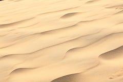 Sandwellenhintergrund Stockfotografie
