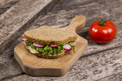 Sandwhich Royalty Free Stock Images