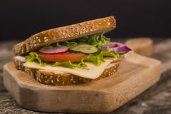 Sandwhich Royalty Free Stock Photos